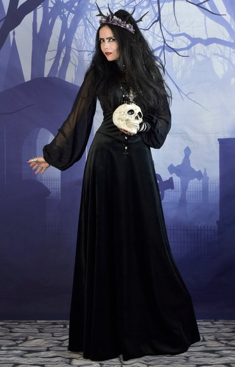 Bellmaiden Dress 163 70 00 Gothic Clothing By Moonmaiden