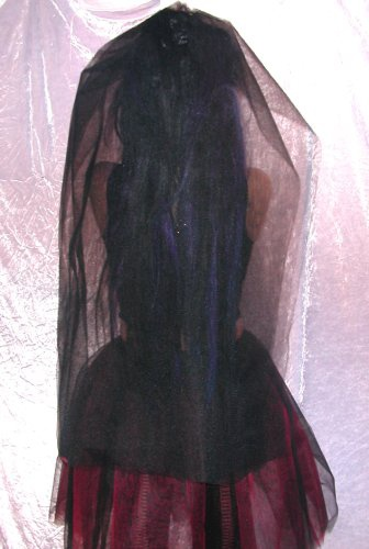 Pure Mourning Veil