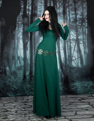 Minvera Witch Dress