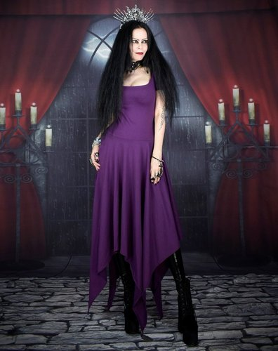 Cotton Elvenwitch Dress