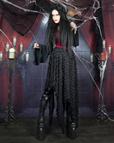 Ravenwitch Skirt   Limited Edition