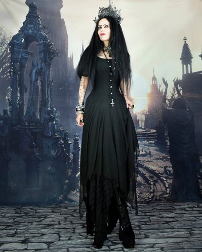 Spooffeewitch Overdress