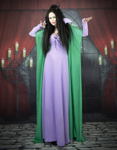 Endora Betwitched Gown