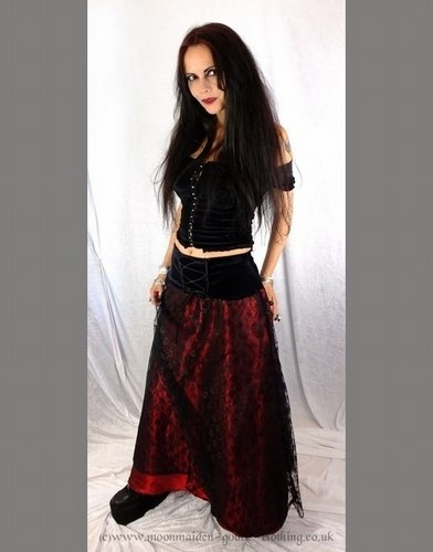 Darkfae Skirt
