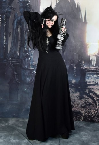Gofficeia Witch Dress