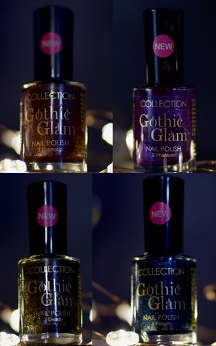 Gothic Glam Nail Polish - SALE