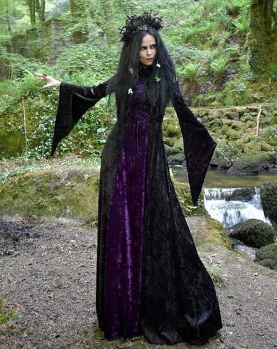 Morgana Maiden Dress